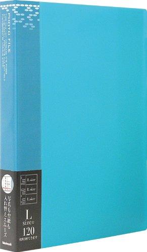 Nakabayashi Formel Binder Pocket Album Fotodatei blau eine S-MY-141-B