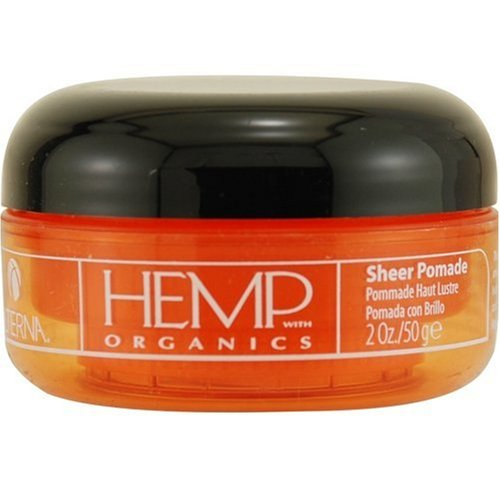 Alterna Hemp Sheer Pomade, 2-Ounce Jar