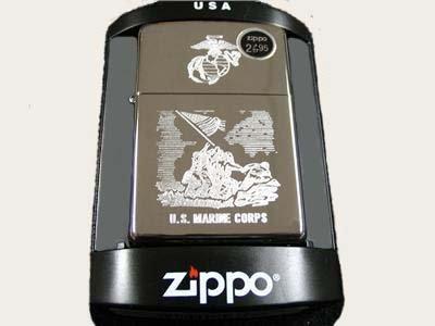 US Marines Zippo Lighter