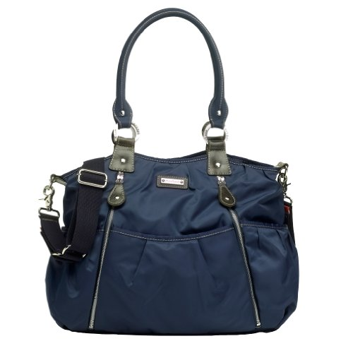 Storksak Olivia Diaper Bag - Blue