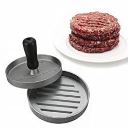 Kitchen Hamburger Press Meat Patty Mold Maker 12cm/4.8inch