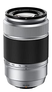 Fujifilm XC 50-230mm F4.5-6.7 Silver Camera Lens
