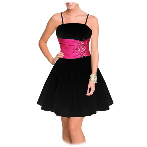 Black Butterfly New Mini Short Cocktail Party Evening Ball Gown Prom Dress