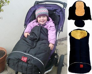 Sheepy Footmuff/Stroller Bag