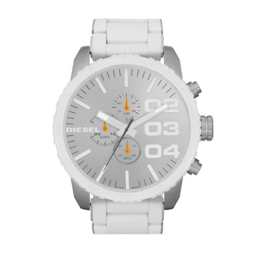Diesel Men's DZ4253 Advanced White Watch