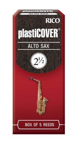 Rico Plasticover Alto Sax Reeds, Strength 2.5,