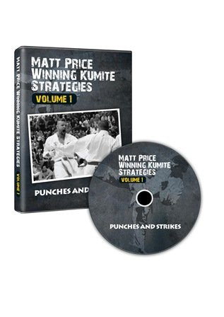 Winning Kumite Strategies Vol I - Ultimate Karate DVD Featuring Matt Price