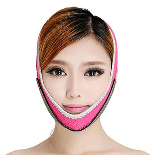 Surker Demi Visage Minceur Cheek Masque Lift V Face Line Slim up Belt Strap