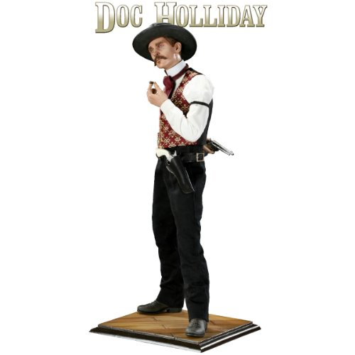 Buy Low Price Sideshow Wyatt Earp Premium Format Figure (B0039P85XC)