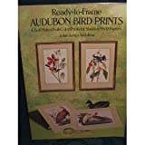 Audubon Bird Prints: A Portfolio of 6 Self-Matted Full-Color Prints (0486257738) by Audubon, John James