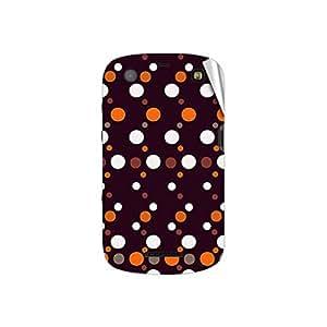 Garmor Designer Mobile Skin Sticker For Blackberry 9790 - Mobile Sticker