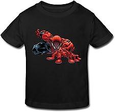 RenHe Toddler Geek Spiderman T-shirts