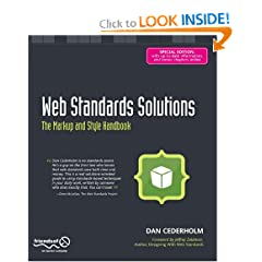 Web Standards Solutions: The Markup and Style Handbook, Special Edition