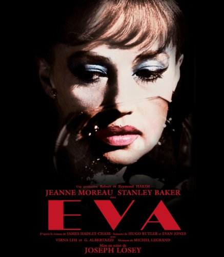 エヴァの匂い(1962)