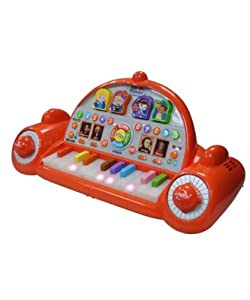 VTech Little Einsteins Play & Learn Rocket Piano
