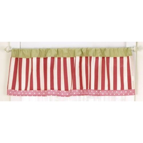 Play Date Window Valance