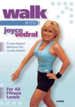 Walk with Joyce Vedral - A Low Impact Walking Workout
