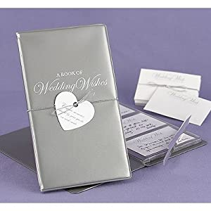 Wedding Wishes Guestbook