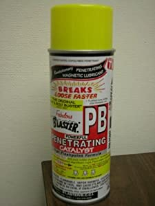 """Aersol Can of """"B'laster"""" PB Penetrating Catalyst from Blaster"""