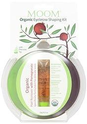 Moom Organic Eyebrow Shaping Kit