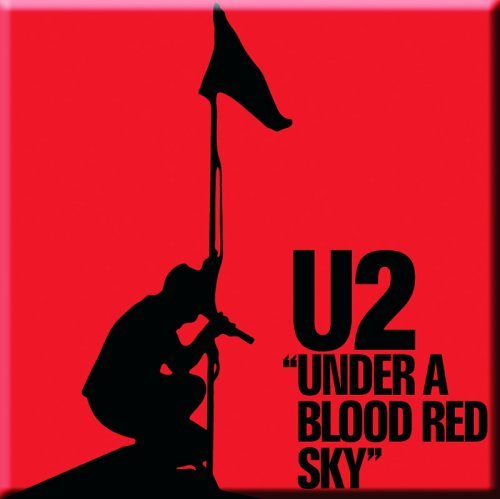 U2 - Aimant Under A Blood Red Sky