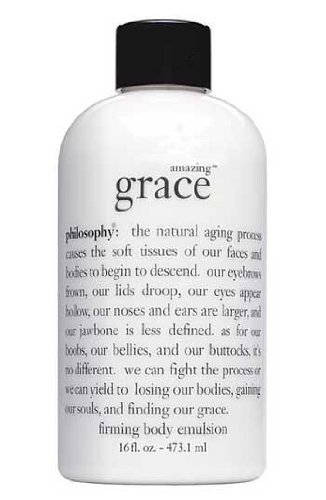amazing grace perfumed firming body emulsion 16.0 oz for Women