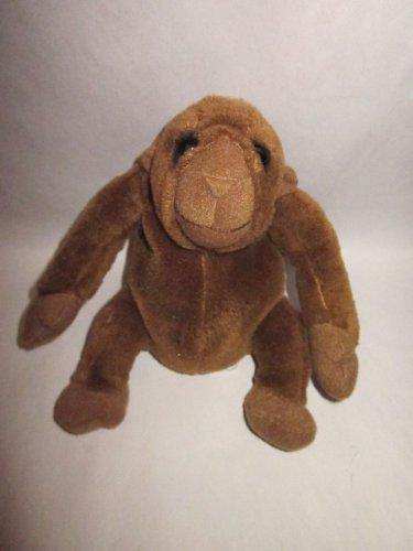 "DAKIN Lou Rankin 5"" Brown Ape Plush - 1"