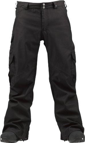 Burton Herren Snowboardhose Cargo Tall, true black, M, 276488