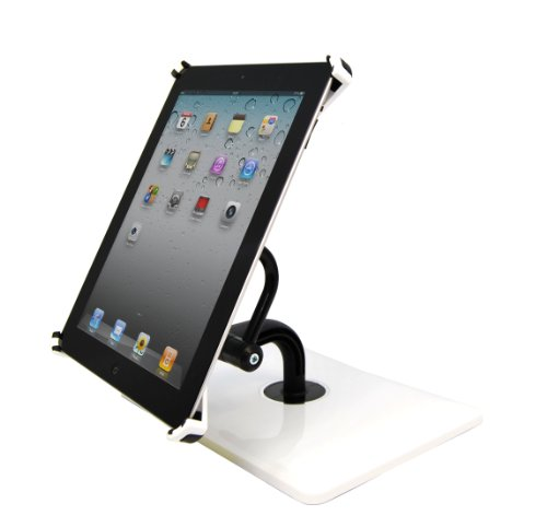 Intelligent Touch i360 Multi Position Stand for iPad 2 - White