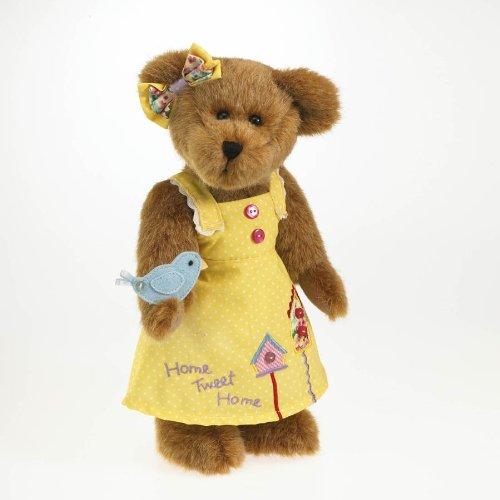 Boyds Bears Becca and Lil' Tweet Butterfly Bear
