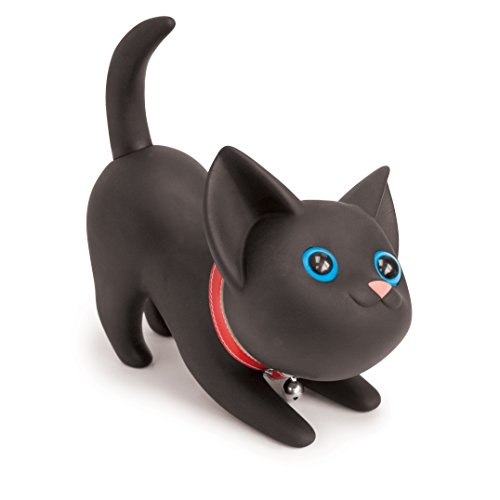 B.Duck Kat Saving Bank with Sound, Black - 1