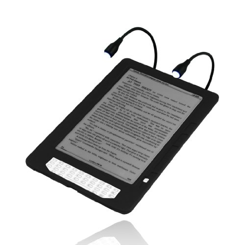 Incipio Xenon Kindle DX Case with Reading Light, Black