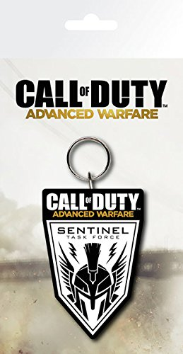 GB eye - Portachiavi, soggetto: Call of Duty / Advanced Warfare: Sentinel, multicolore [lingua inglese]