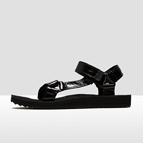 teva-original-universal-patant-leather-womens-sandal-black-uk5