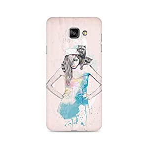 MOBICTURE Girl Abstract Premium Designer Mobile Back Case Cover For Samsung A710 2016 back cover,Samsung A710 2016 back cover 3d,Samsung A710 2016 back cover printed,Samsung A710 2016 back case,Samsung A710 2016 back case cover,Samsung A710 2016 cover,Samsung A710 2016 covers and cases Version