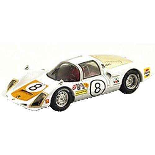Spark 1/43 Porsche Carrera 6 (906-147) #8 Winner JAPAN GP 1967 T.Ikuzawa (2015-12-11)