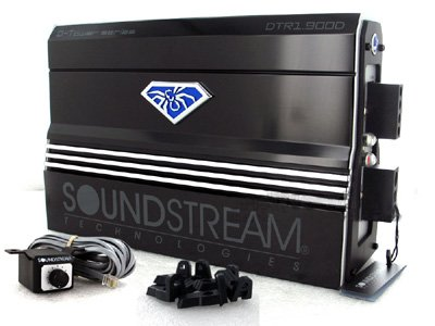Dtr1.900D - Soundstream Monoblock 900 Watt Class-D Series