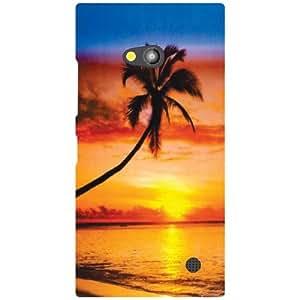 Nokia Lumia 730 Back Cover