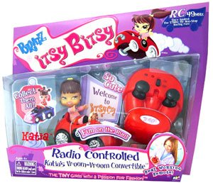 Itsy Bitsy Bratz Babyz RC Race Car Katia - Buy Itsy Bitsy Bratz Babyz RC Race Car Katia - Purchase Itsy Bitsy Bratz Babyz RC Race Car Katia (MGA, Toys & Games,Categories,Dolls,Fashion Dolls)