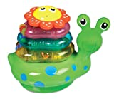 Munchkin Snail Stacker Bath Toy
