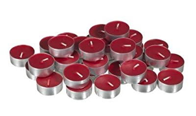 Ikea 36 X Apple Pie Scented Tindra Tealight Candles Free Post Packing by Ikea