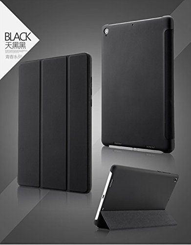 """JMV Tri Fold Slim PU leather Flip case cover with Sleep Wake Function for Xiaomi Mi Pad 7.9"""" Tablet by JAGDAMBA SALES"""