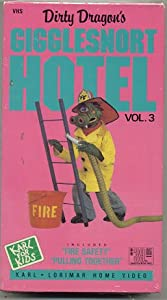 Dirty Dragon's Gigglesnort Hotel Volume 3 (Fire Safety & Pulling Together)