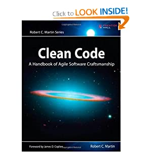 Clean Code: A Handbook of Agile Software Craftsmanship