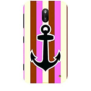 Skin4gadgets Anchor in beautiful Neapolitan Pattern 7 Phone Skin for LUMIA 620