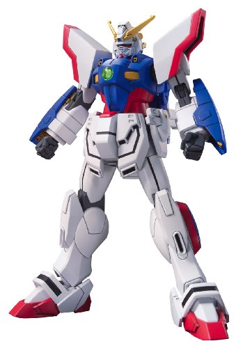 Bandai #127 Shining Gundam 1/144 High Grade Future Century (Gundam 144 Master Grade compare prices)