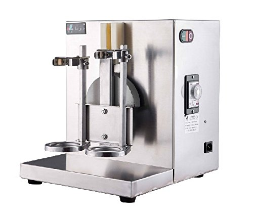 220V/110V Double-frame Auto Bubble Boba Tea Milk Shaker Shaking Machine Tea Milk Making Machine 400 r/min (Bubble Tea Shaker Machine compare prices)