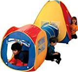 Pop Up Adventure World kids play tent