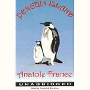 Penguin Island Audiobook
