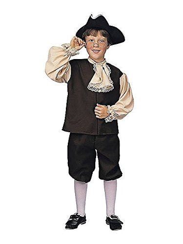 WMU 568162 Large Colonial Boy Costume